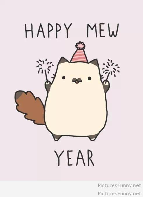 funny-fat-cat-happy-new-year-comics