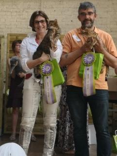 2 maus bronzes sur le podium dimanche/ 2 bronze maus on the podium on sunday !